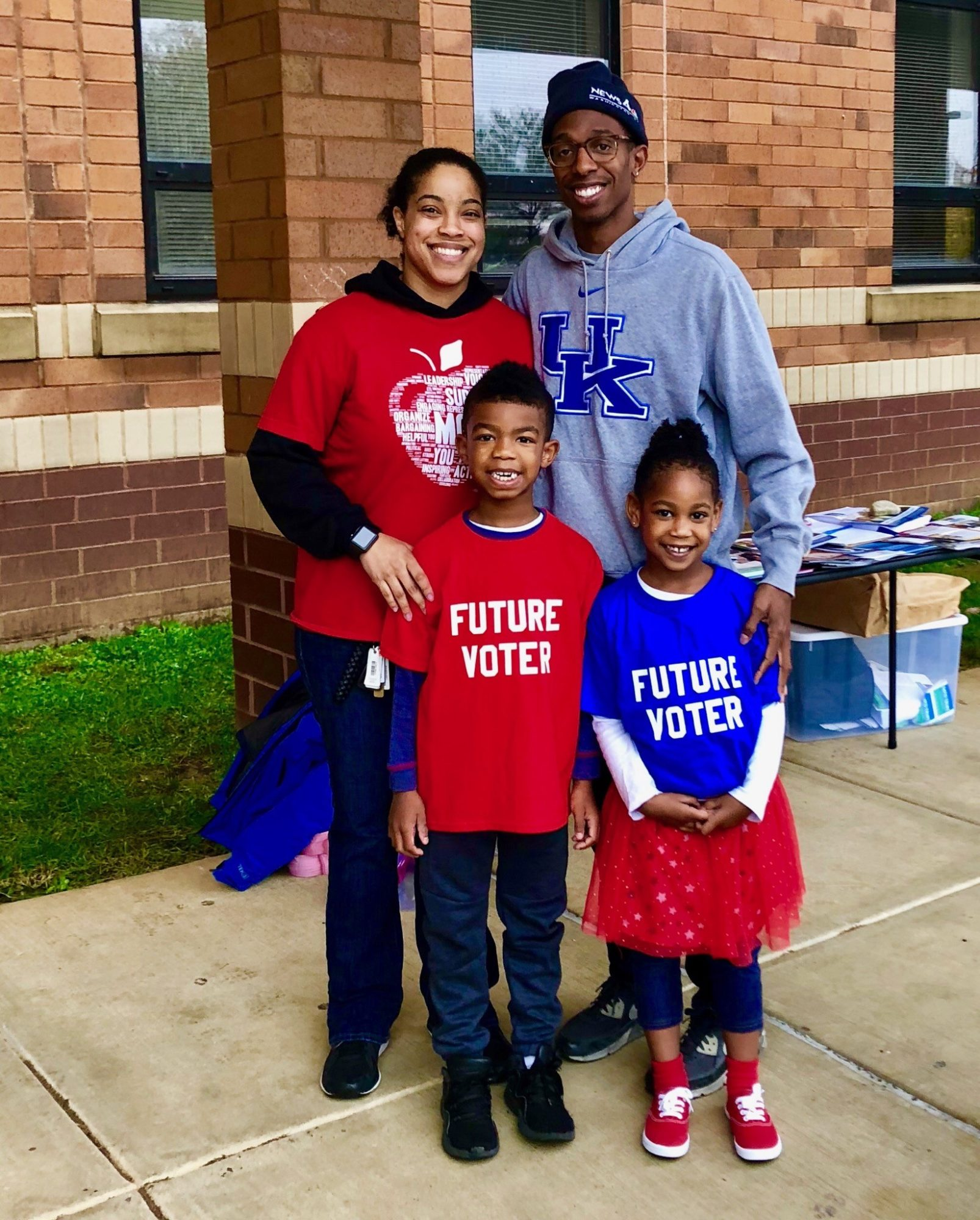 Voting for our future